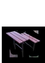 Столы и лавки